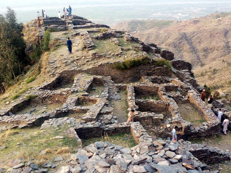 a story of old raja gira fort in the crosshairs of time neglect
