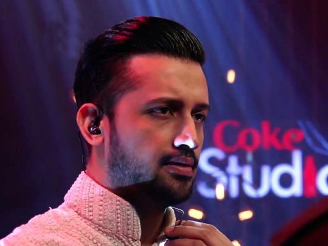 Atif has decided against featuring on the show's upcoming season. PHOTO: COKESTUDIO