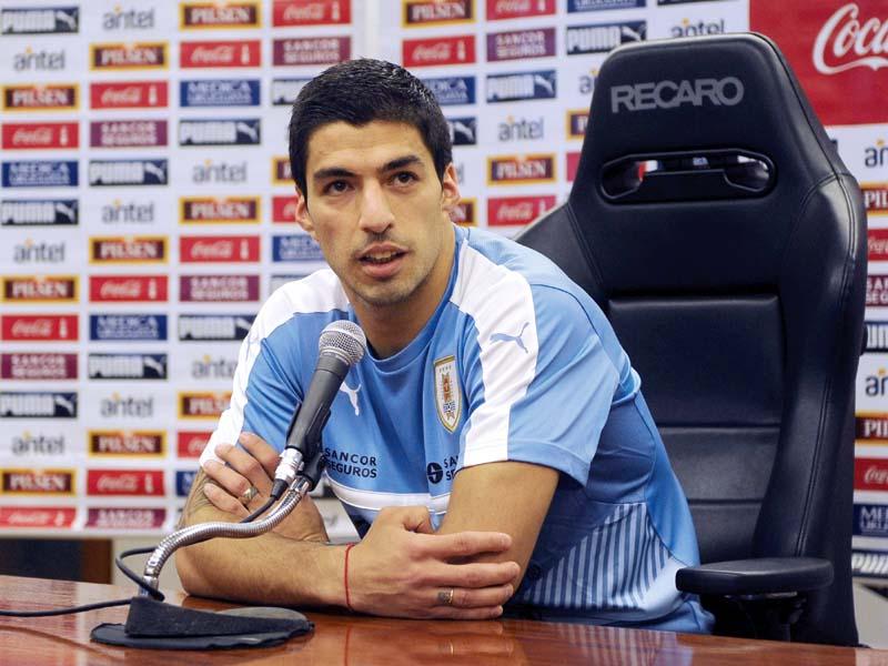 world cup qualifiers suarez returns for uruguay against brazil