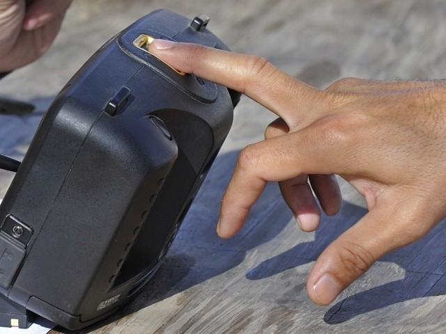 fingerprint no longer safe from data theft