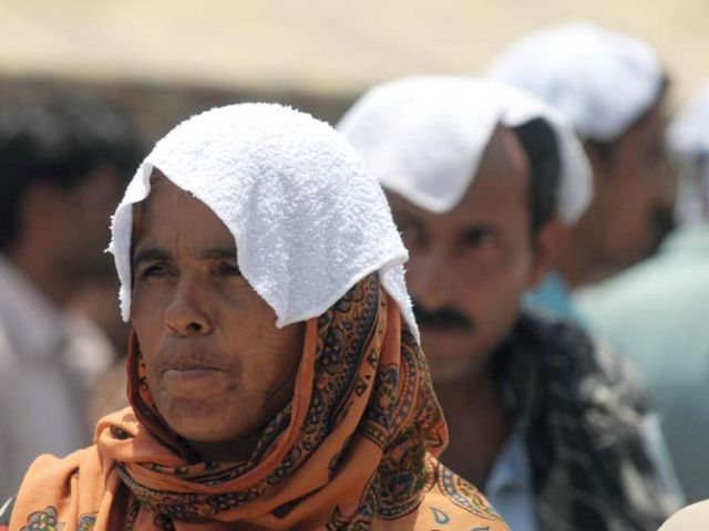 more than 1 200 people died in the heatwave that struck karachi from june 20 to june 24 this year photo afp