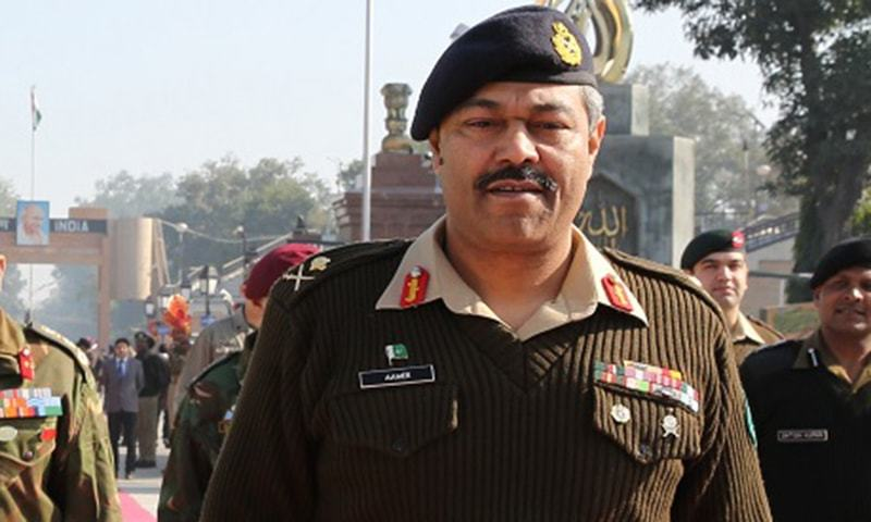 enemies using various tactics to harm pakistan lt gen amir riaz