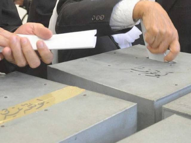scba election to be held today