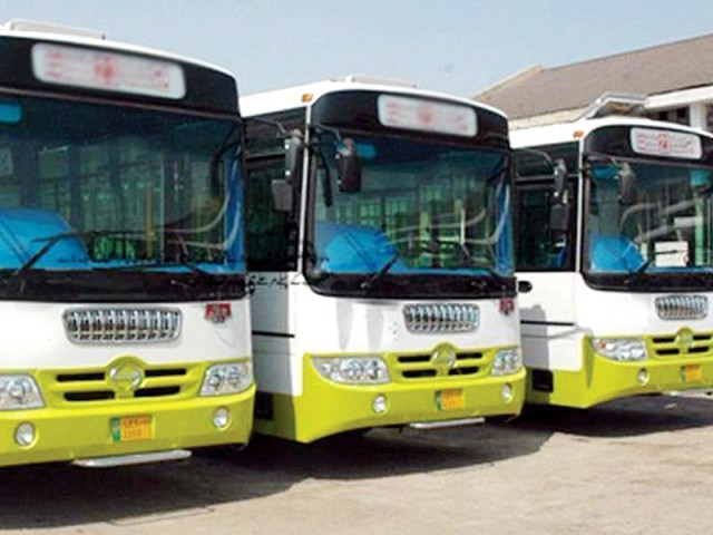 transport sector has room for improvement
