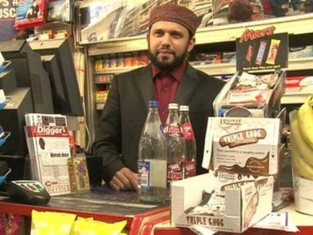tributes paid to british pakistani shopkeeper killed in uk