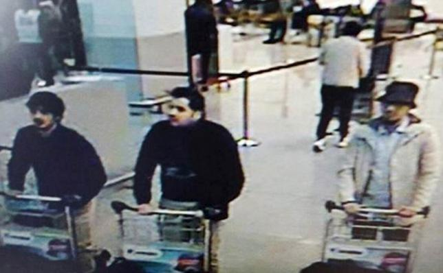 charged brussels suspect may be mystery man in the hat bomber