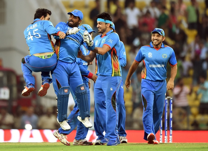 world t20 incredible afghanistan outclass mighty windies