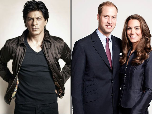 the royal couple will meet b town 039 s shah rukh khan sonam kapoor arjun kapoor and others photo file
