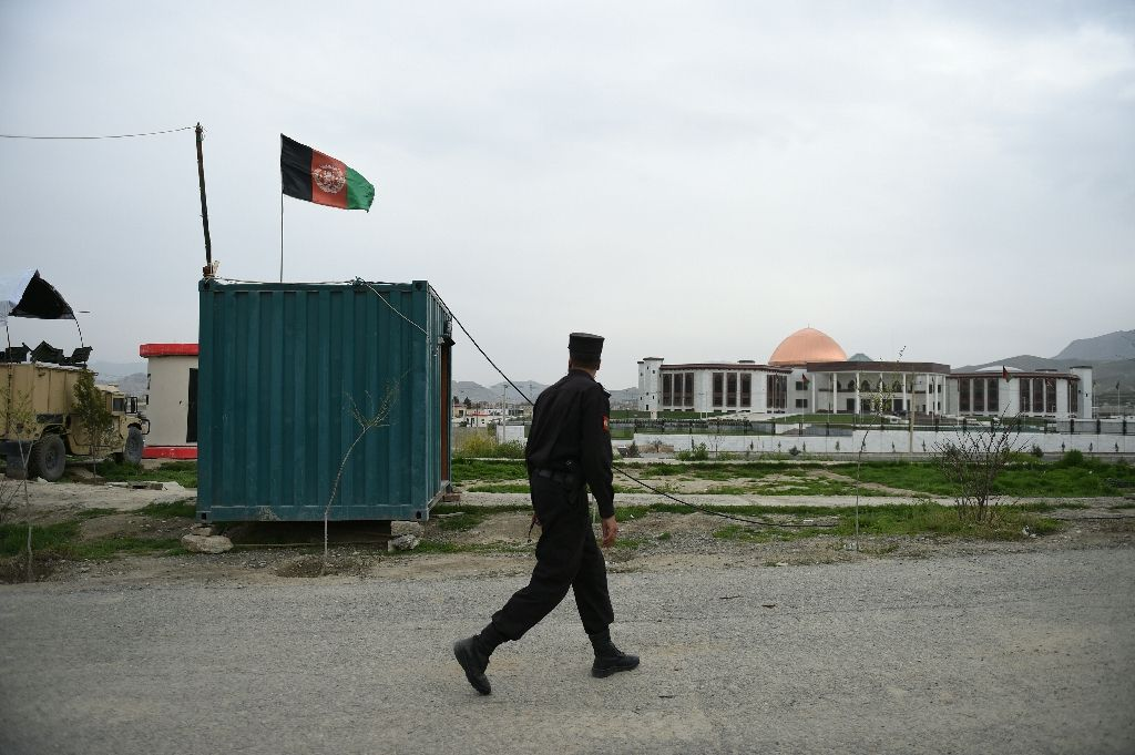 afghan leaders point fingers at pakistan after parliament attack