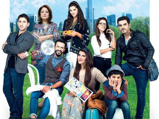 Mehreen Jabbar's film was shot in Karachi and New York  PHOTO: FILE