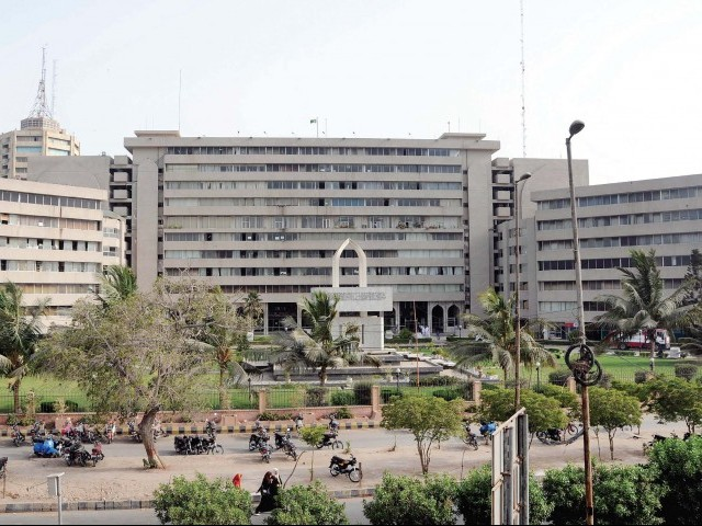 KMC to either rent offices in Civic Centre or relocate to another location. PHOTO: EXPRESS
