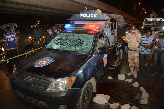 mqm senator 039 s guard his friend and daughter were killed in incident photo express