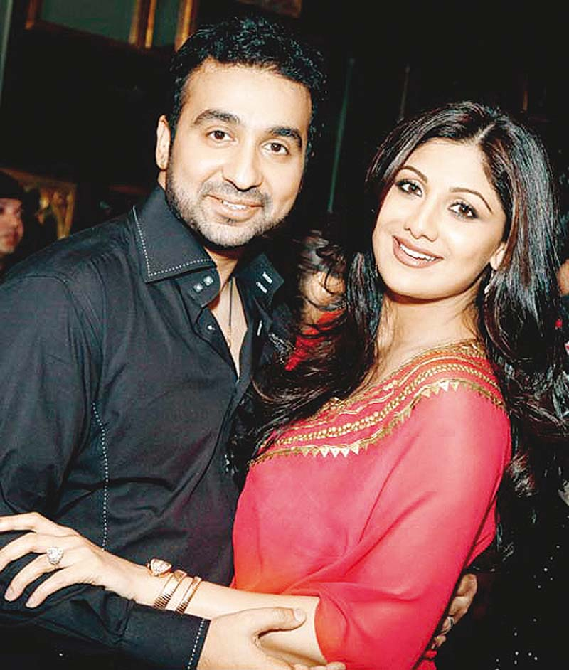 shetty and kundra tied the knot back in 2009 photo file