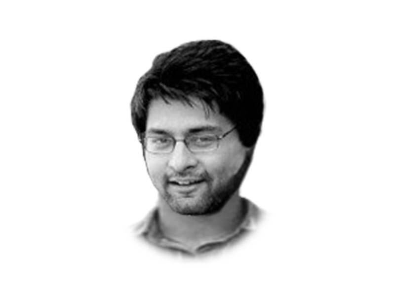the writer works at the lahore desk of the express tribune