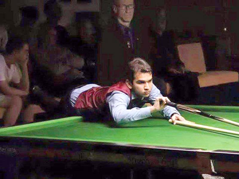 akbar became the only player from pakistan to feature in the professional circuit and will now set the record of becoming the first pakistani to feature in the world professional snooker championship photo file
