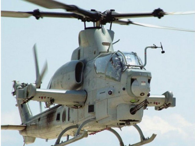 ah 1z attack helicopter photo janes com