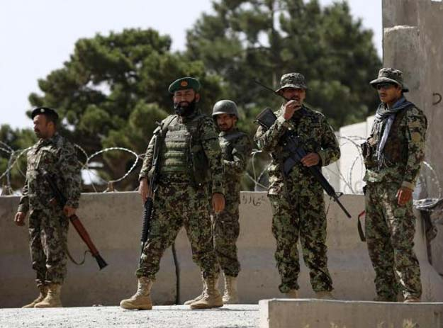 afghan national army photo reuters