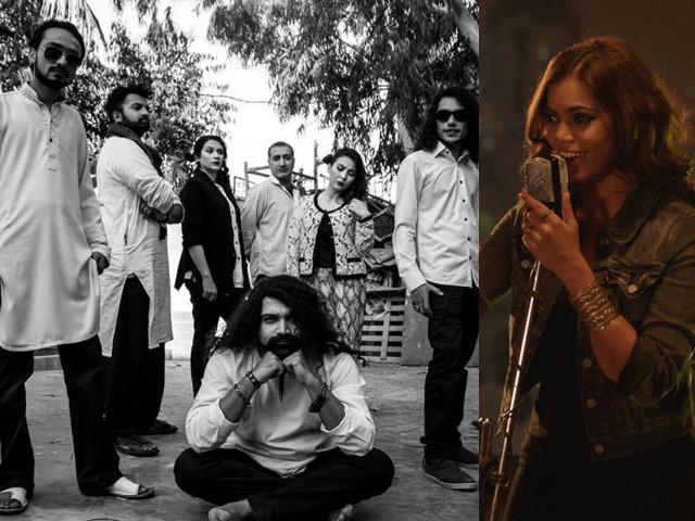 sara haider sounds of kolachi perform for lahore blast victims