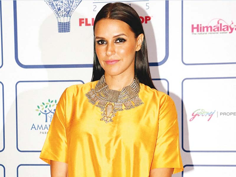 dhupia is known for roles in films like kya kool hai hum and julie photo file