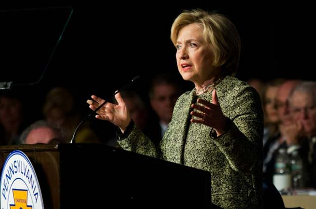 male voters gripe about democratic presidential candidate hillary clinton 039 s ability to revive the economy photo afp