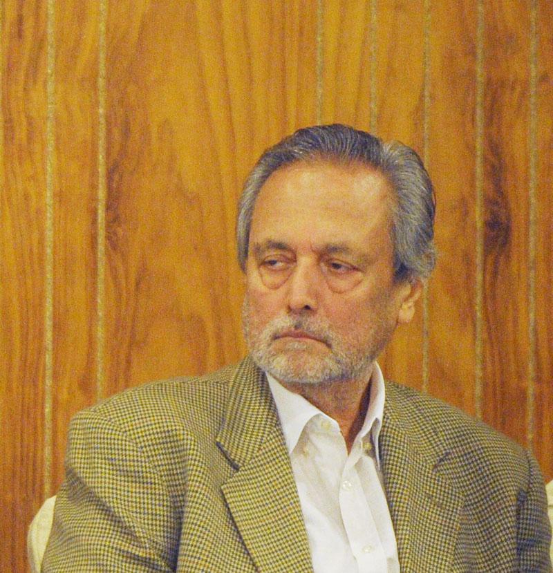 a file photo of justice wajihuddin photo afp