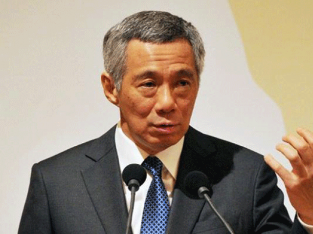 singapore prime minister lee hsien loong photo afp