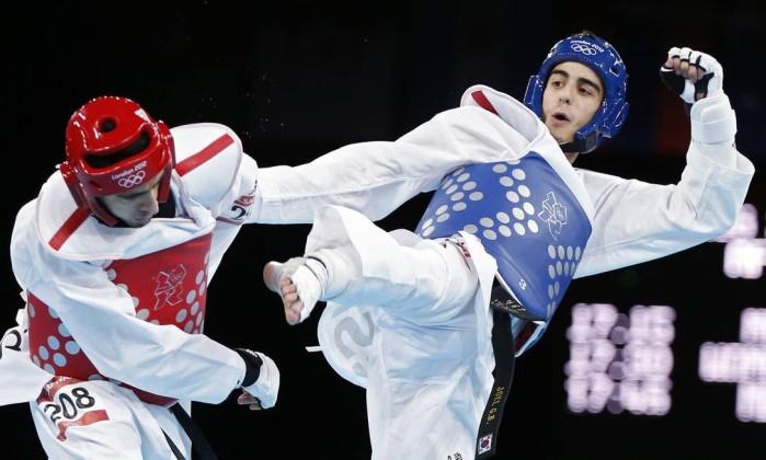 taekwondo faheem confident of securing rio berth