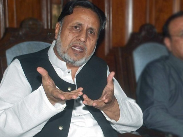 leader of opposition in punjab assembly mehmoodur rasheed photo nni file