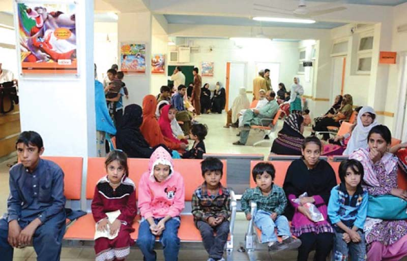 overcrowding at public hospitals force people to go to private hospitals photo file