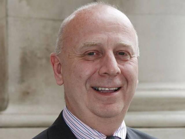 british deputy high commissioner john tucknott photo file