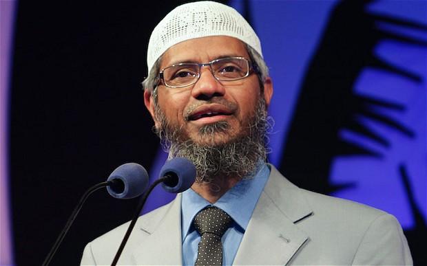 a file photo of islamic preacher zakir naik