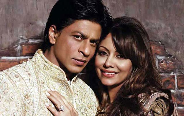 it was not easy for srk to get in touch with gauri before marriage photo speaks
