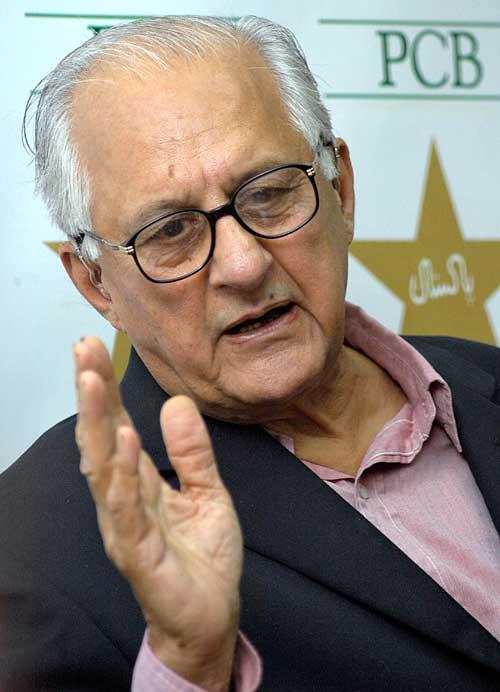 pcb chairman shaharyar khan photo afp