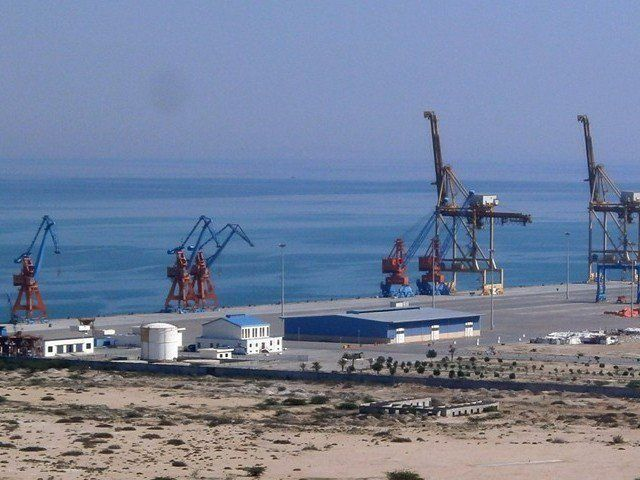 the cpec is a better future for all make it so photo afp