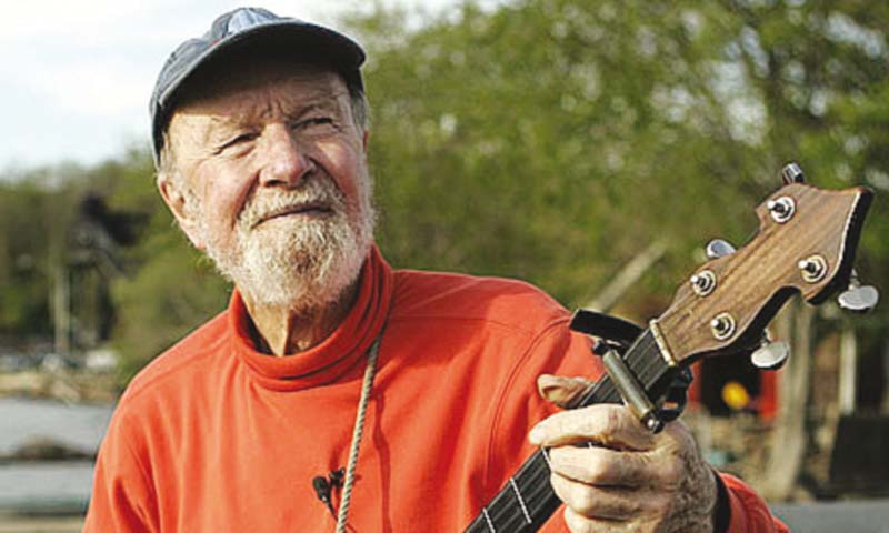 we shall overcome was published in september 1948 by late american singer pete seeger photo file