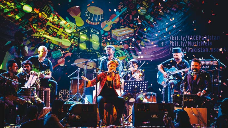 music mela 2015 was attended by thousands of people and included performances from prominent musical acts photo courtesy musicmela org
