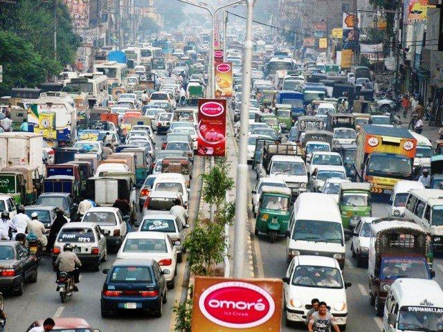 252 cases of traffic violation lodged