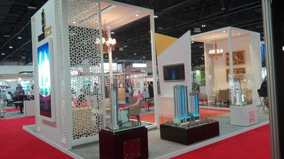 at the express pakistan pavillion 25 renowned construction groups of the country set up their stalls photo online