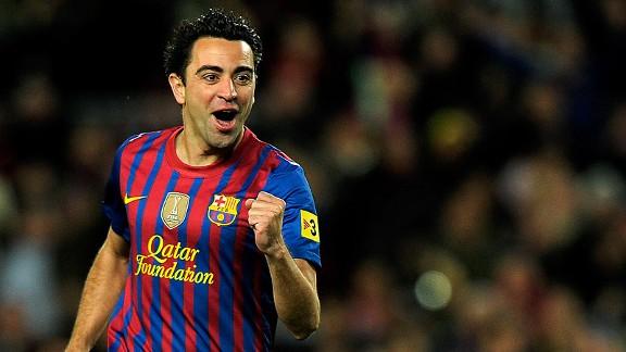 xavi explains what he misses about barcelona