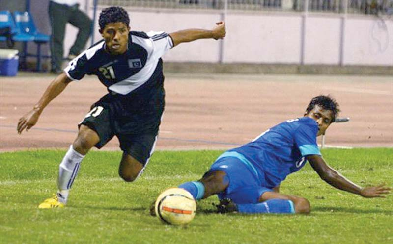 adil feels football in pakistan will continue to suffer if international football is not reinstated soon but there are no fixtures to be played this year photo courtesy goal com
