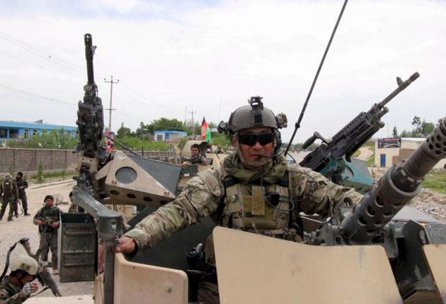 afghan security forces arrive for battle with the taliban in kunduz province afghanistan april 16 2016 photo reuters