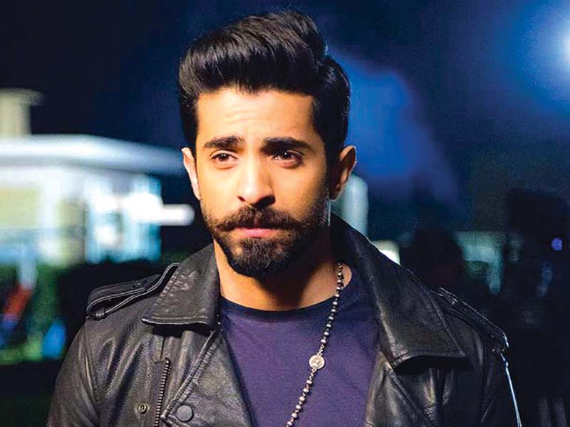 sheheryar played a troubled college graduate arhan in ho mann jahaan photo file