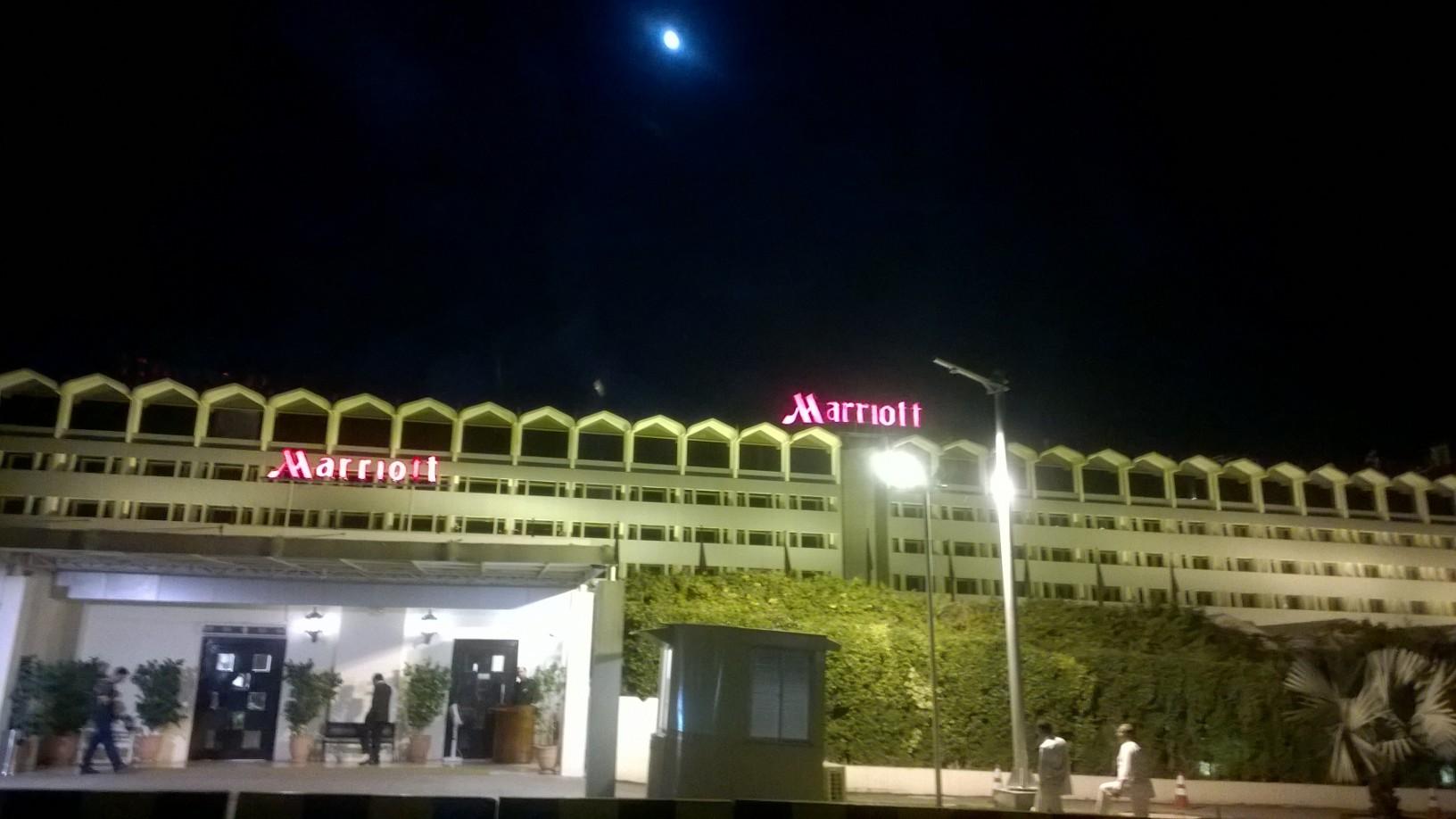 marriott islamabad photo express