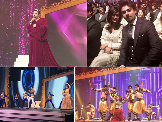 7 best moments from ary film awards 2016