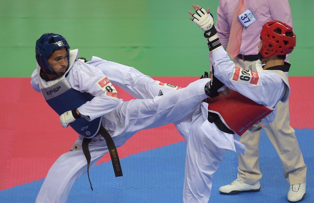 taekwondo arshad misses olympic berth