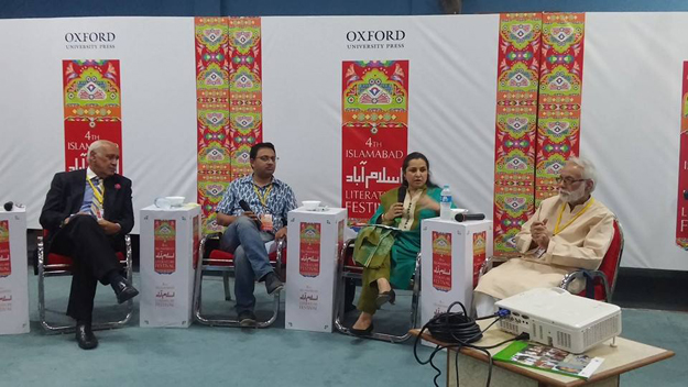 speakers chart the course of media professionalism photo facebook com oxford university press pakistan oupp