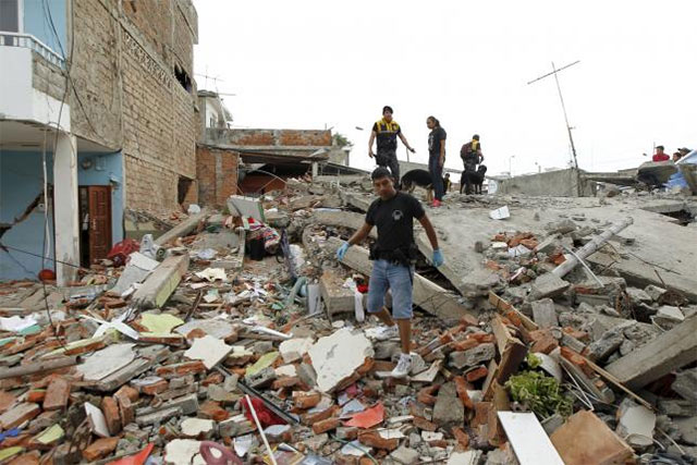 south american states rush aid to the affected region photo reuters