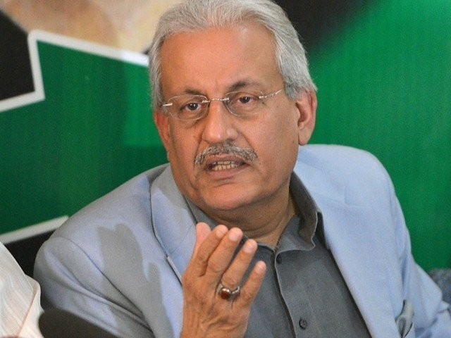 senate chairman raza rabbani photo afp