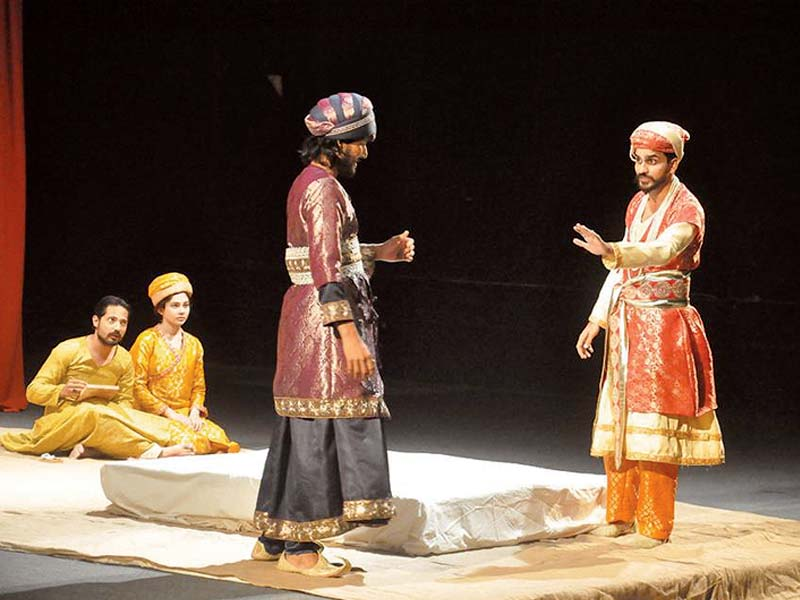 napa to perform urdu adaptation of shakespeare s a winter s tale at alchemy festival
