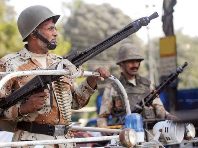 officer in charge of troops deployed in jhal magsi constituency will have powers of a magistrate photo file